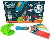 Детская 3D-ручка Мегакреатив 3Doodler Start 3DS-MEGA-E-R, фото 1