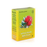 Красная щетка чайный напиток, 25 г, коробочка