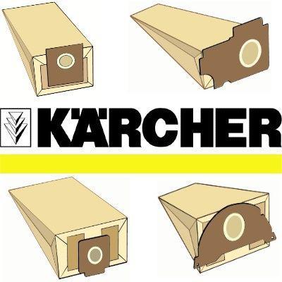 Мешки для пылесосов Karcher
