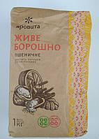 Мука ПШЕНИЧНАЯ ГРУБОГО ПОМОЛА цельнозерновая (1 кг), фото 1