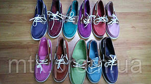 Новые качественные кожаные туфли (мокасины) производства Португалии