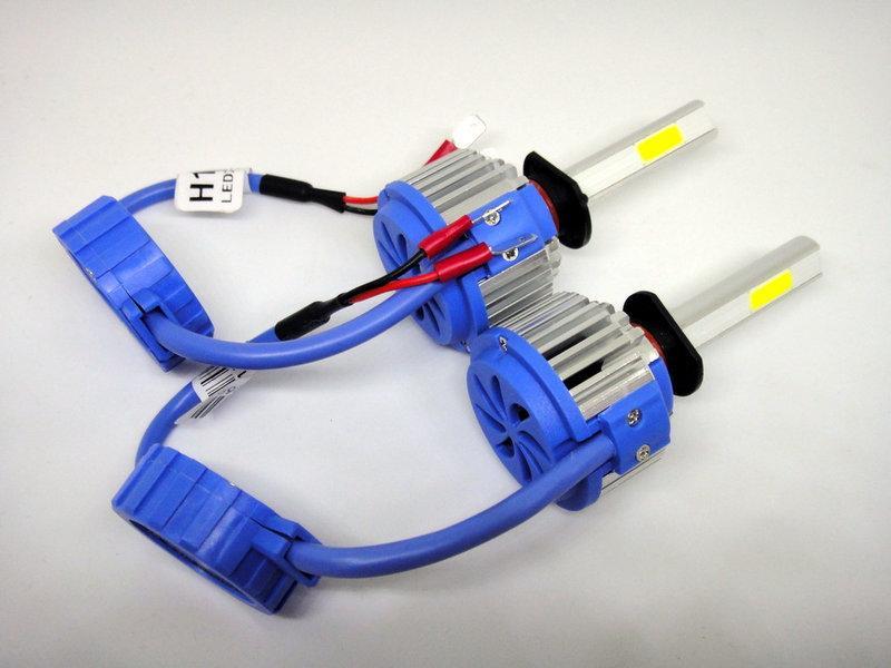 Светодиодные лампы H1 48W 6000K CREE 360 градусов