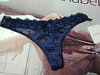 Трусики стринг Viola Jasmine (синий)