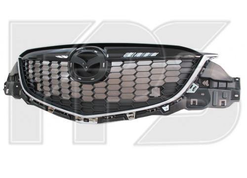 Решетка радиатора Mazda CX5 '12-16 (FPS) KD4550710E