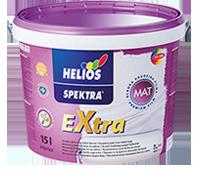 """Краска HELIOS SPEKTRA Extra - Внутренняя матовая краска для стен и потолка 5л - Color-City """"Самые Низкие Цены на Стройматериалы""""  в Одессе"""