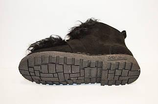 Ботинки демисезонные с мехом барашки Veritas, фото 2