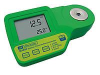 Цифровой рефрактометр Milwaukee MA886 для измерения NaCl в сыре и пищевых продуктах