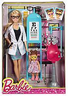 Barbie Доктор Офтальмолог  Barbie Careers Eye Doctor Playset