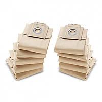Бумажные фильтр-мешки, (10 шт.) к T 10/1