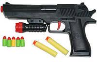 Пистолет с поролоновыми пулями SY007