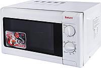 """Микроволновая печь """"Saturn"""" ST - MW7179 механика + гриль (20 литров)"""