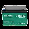 Тяговий акумулятор мультигелевый тягової LogicPower LP-6-DZM-12 AGM