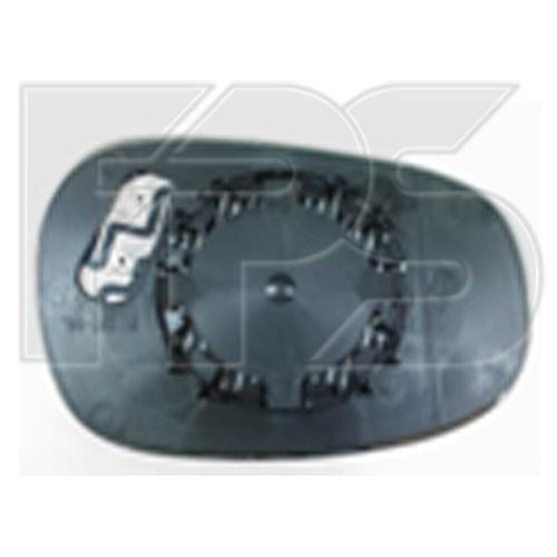 Вкладыш зеркала BMW 1 E87 04-12 левый (FPS) FP 1408 M17