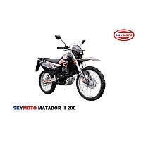 Мотоцикл SKYMOTO Matador II 200 - 2019