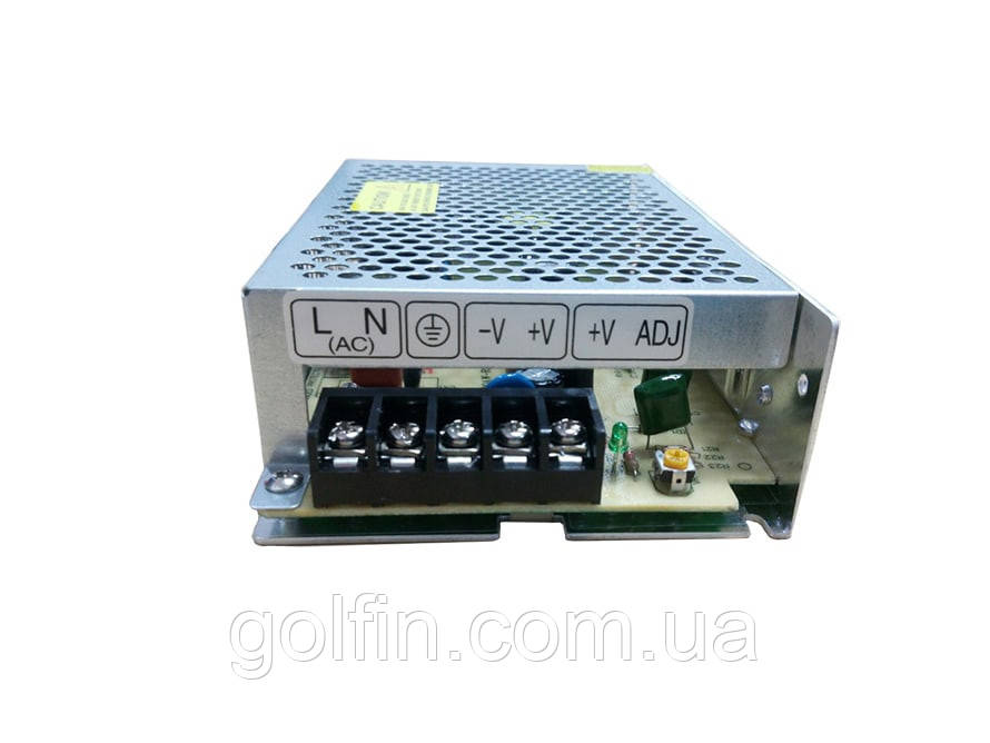 Блок живлення імпульсний 12V/200Вт (перфорований)
