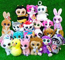 Мягкие плюшевые игрушки