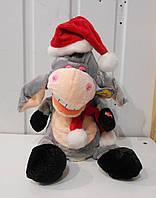 Мягкая игрушка Ослик, поет и двигается, фото 1