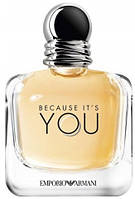 Оригинал Армани Бикоз Итс Ю 100ml edp Женские Духи Armani Because It's You