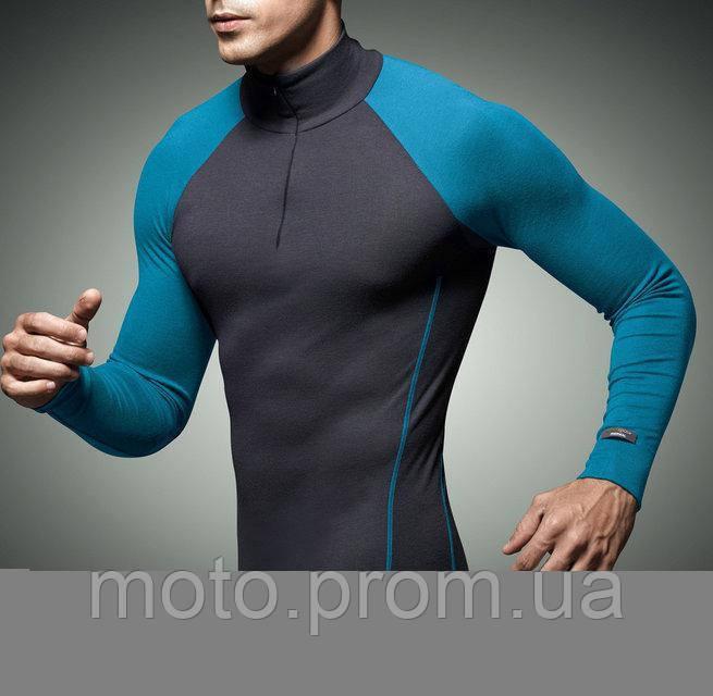 c3ad0f031d6d3 Спортивная мужская термофутболка длинный рукав Турция, цена 840 грн.,  купить Чернівці — Prom.ua (ID#588592111)
