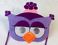 Карнавальная маска Совунья для сюжетно ролевых детских игр Смешарики