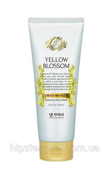 Інтенсивна маска проти випадіння волосся Daeng Gi Meo Ri Yellow Blossom Intensive Hair Mask
