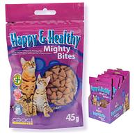 Лакомство для кошек Croci Happy&Health Active Balance со вкусом рыбы