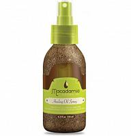 Терапевтическое масло-спрей для сухих,тонких волос