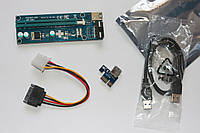 Райзер Riser 60 см v.006c PCI-E 1X to 16X USB 3.0