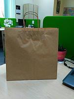 Бумажный пакет с ручками