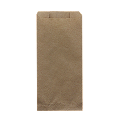 Пакет бумажный 170*70*40 100шт (89) Крафт