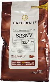 Молочный шоколад 33,6 % какао 10 кг (823), Callebaut