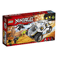 Конструктор LEGO Ninjago Титановый вездеход ниндзя  Titanium Ninja Tumbler Building Set Multi Coloured 70588