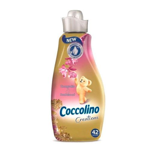 Coccolino Creations sandalwood Кондиционер для белья (1,5 л = 42 стирки)