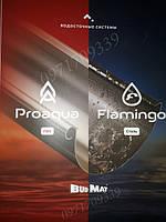 ЯКІСНА Водостічна система BudMan Proaqua пвх, Flamingo сталь