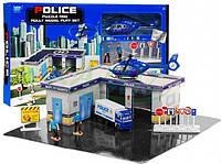 Детский полицейский набор с вертолетом В НАЛИЧИИ
