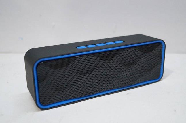 Bluetooth колонка wireless SC211, портативная, 6 Вт, +радио., фото 2