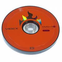 Диски DVD+R Videx*16, уп.10шт
