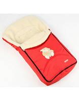Спальный мешок-конверт на овчине Womar №8 Польша
