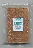 Замороженный корм для рыб Креветка измельченная