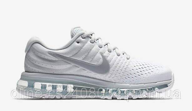 Женские кроссовки Nike Air Max 2017 White