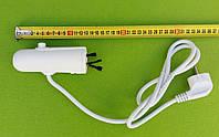 Терморегулятор аналоговый съемный к патронным ТЭНам / 5°С - 30°С (по температуре воздуха) / БЕЛЫЙ     Италия