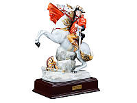 """Фарфоровая коллекционная статуэтка Lefard """"Наполеон"""" 101-003"""