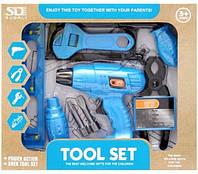 Набор детских инструментов 6621AB-1