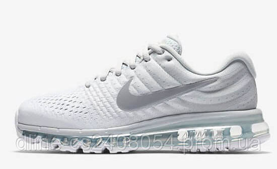 Мужские кроссовки Nike Air Max 2017 White