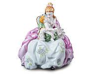 """Фарфоровая коллекционная статуэтка Lefard """"Прекрасное мгновение"""" 101-658, фото 1"""
