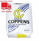 Корм для карпов Кои Coppens Wheat Germ 15 кг (Для низких температур)