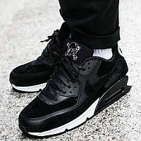 Оригинальные кроссовки Nike Air Max 90 Premium Rebel Skulls (700155-009)