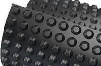 Шиповидная (профилированная) дренажная мембрана PLANTER-lite eco 2,0/20 0,35 кг/м2 (40 м2) (Технониколь)