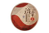 Чай Пуэр Шу Пу-Эр 2008 Бань Чжан Ван, Блин (357 г)