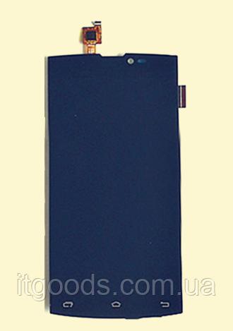 Оригинальный дисплей (модуль) + тачскрин (сенсор) для Bravis Power (че